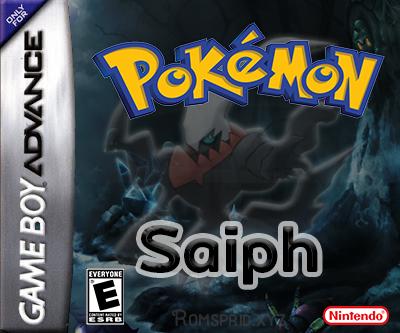 Pokemon Saiph GBA ROM Download
