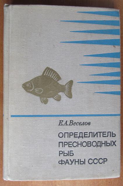 определитель пресноводных рыб фауны СССР