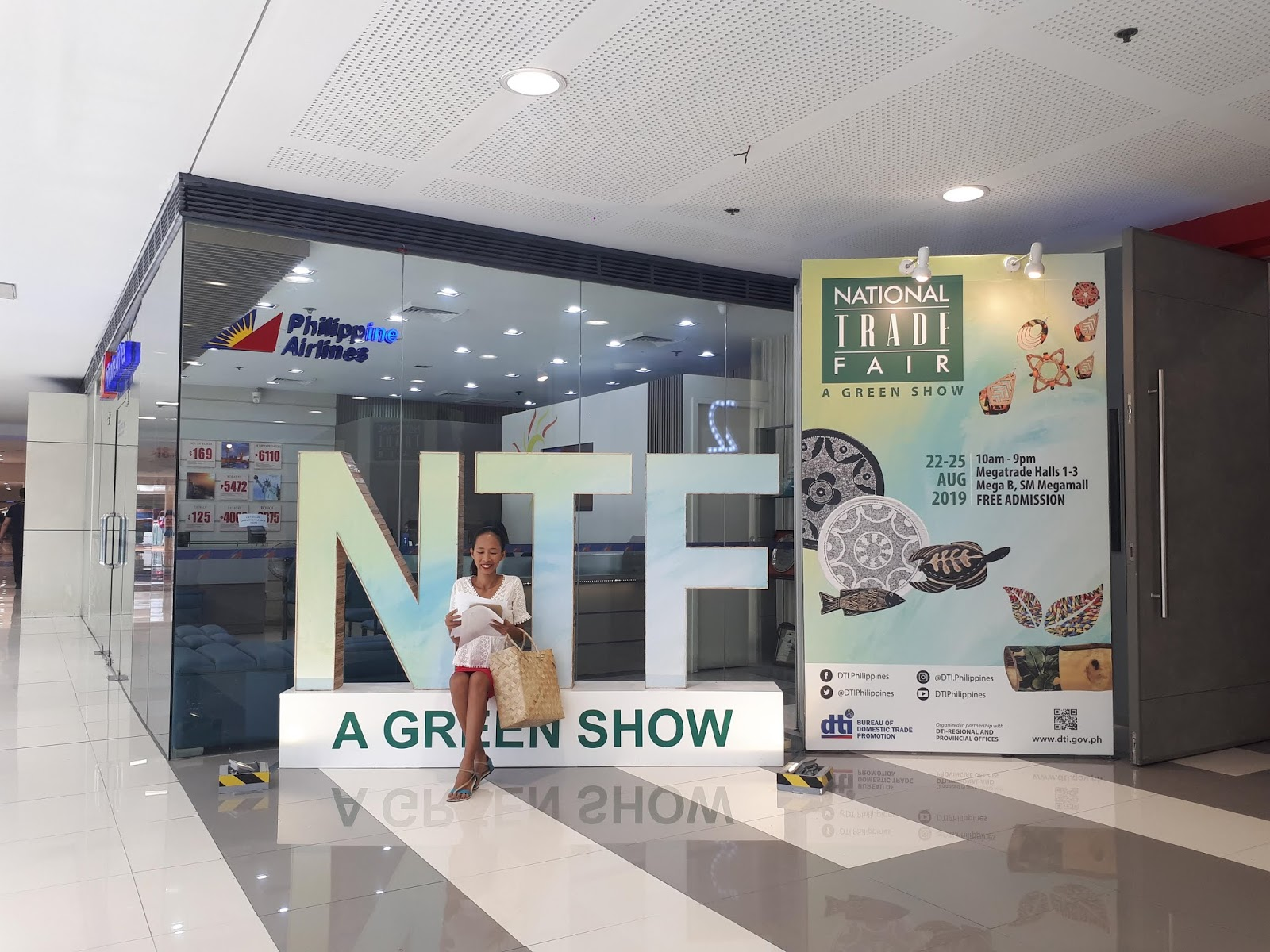 national trade fair DTI 2019