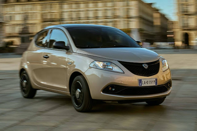 FCA, Lancia, Lancia Ypsilon, New Cars