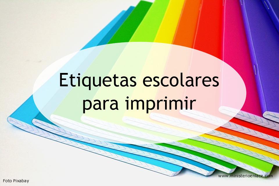 Adesivo De Mesversario Para Imprimir ~ Etiqueta escolar grátis para imprimir