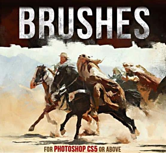 Photoshop Brushes For Painting