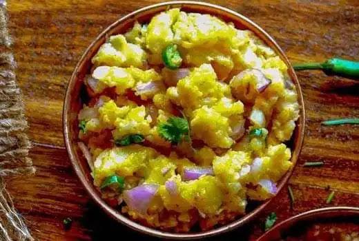 Aloo Bharta   Delicious aloo bharta recipe at home