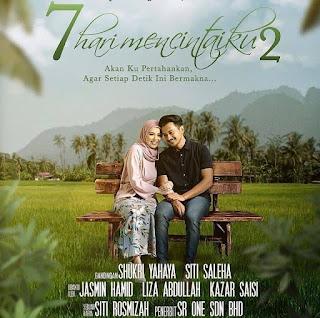 7 Hari Mencintaiku 2 (2020)