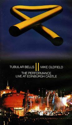 Mike Oldfield - Tubular Bells II, The Performance Live at Edinburgh Castle