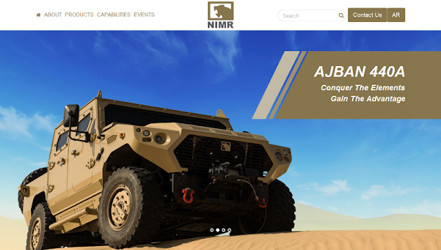 leading manufacturer of security and military vehicles