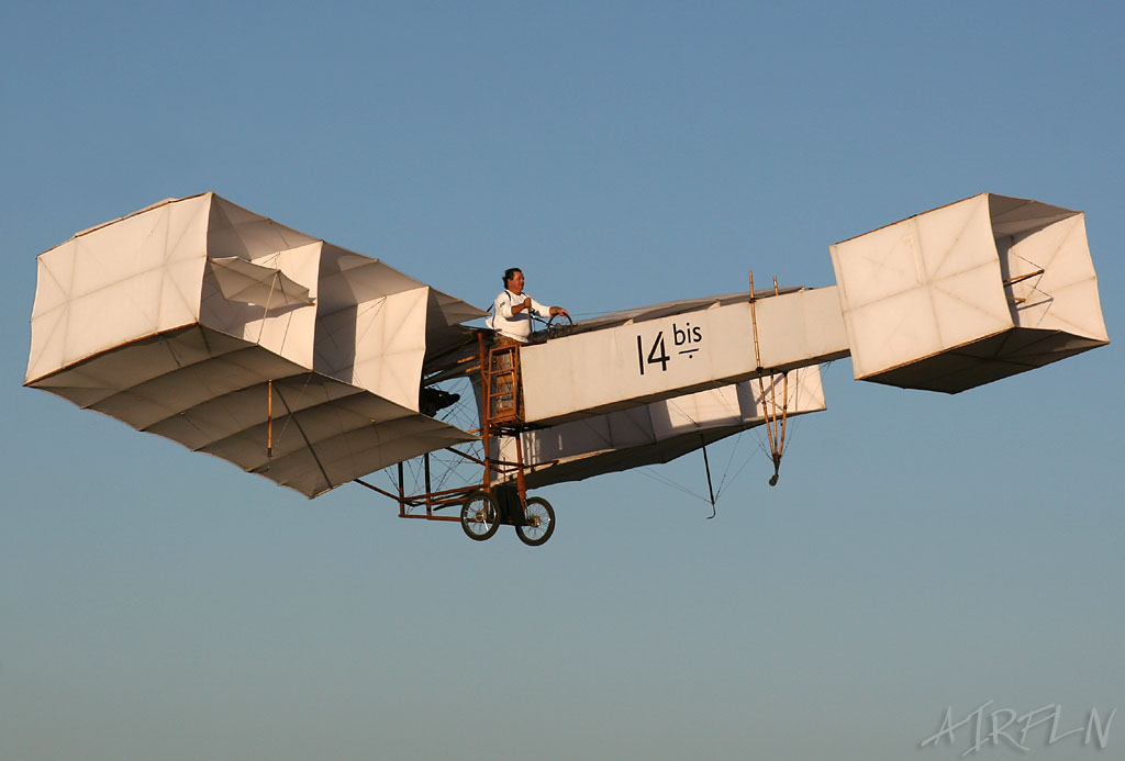 14+bis.. - TEXT 008 - THE WRIGHT TO FLY