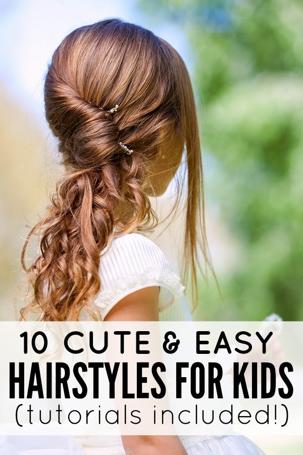 10 Easy Got7 Casual Outfits Kpopmap: 10 Cute And Easy Hairstyles For Kids