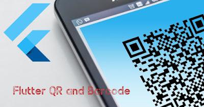 flutter qr and barcode demo