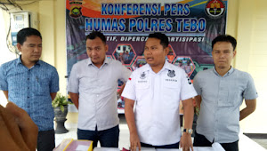 Baru Dilantik, Anggota DPRD Tebo Ini Terancam Hukuman 10 Tahun Penjara