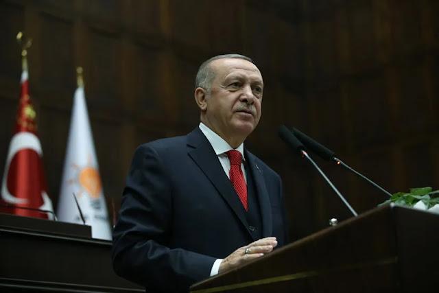 Ο Ερντογάν ονειρεύεται νέα αυτοκρατορία