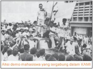 Lahirnya Kesatuan-Kesatuan Aksi setelah G 30 S/PKI