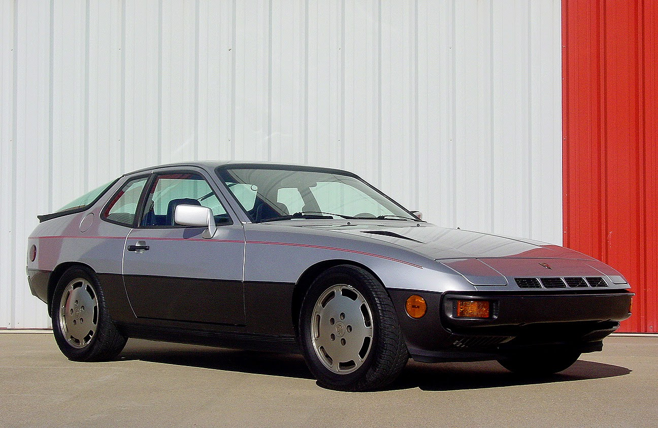 daily turismo 10k silver surfer 1980 porsche 924 turbo 931. Black Bedroom Furniture Sets. Home Design Ideas