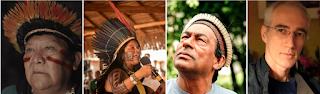 'A Última Floresta' promove debate com lideranças indígenas na segunda, 19/04