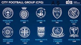 نادي بيراميدز المصري و مجموعة سيتي لكرة القدم