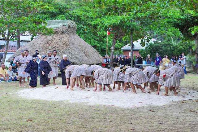 Asagi, dance, rituals, Okinawa, matsuri