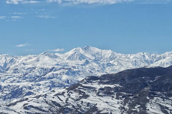 Вид на гору Бабадаг
