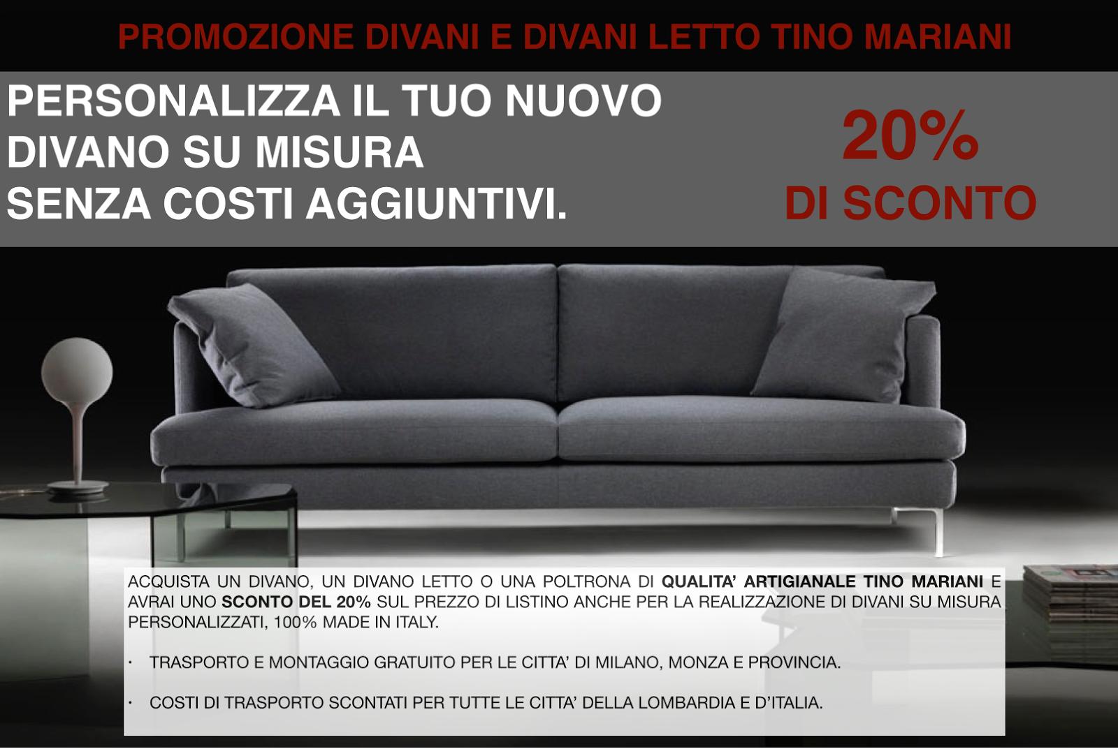 Promozioni Divani Letto - Idee per la progettazione di ...