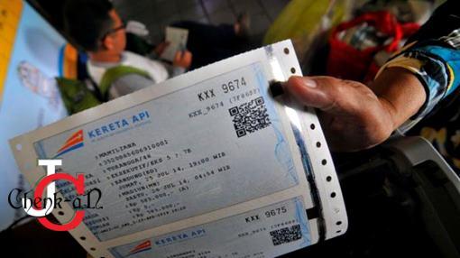 Harga Tiket Kereta Api Indonesia Online Terbaru