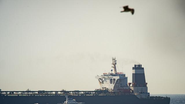 Bloomberg: Un petrolero británico se 'esconde' en el Golfo Pérsico por temor a represalias de Irán