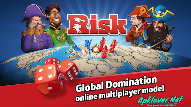 RISK Global Domination MOD APK unlimited money