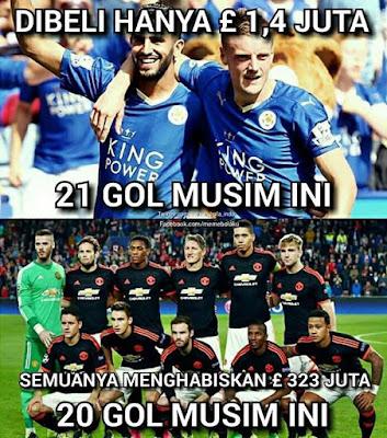 8 Meme 'Klub Sepak Bola Boros Belanja Pemain', Ngeri Kali!