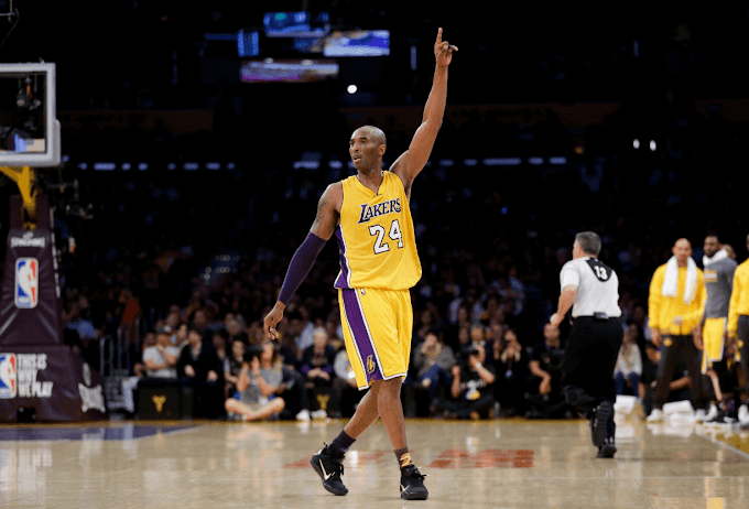 Kobe Bryant: Bio, Carrier, Life and Awards