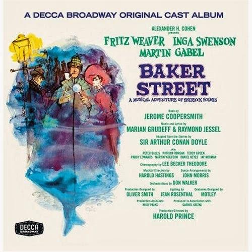 Episode 26: A Musical Stroll Down Baker Street