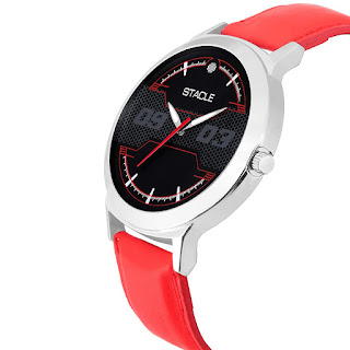 red watch for men's under 299rs | red colour watches for boy's under 299rs