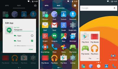 افضل التطبيقات لتغيير شكل هاتف الاندرويد