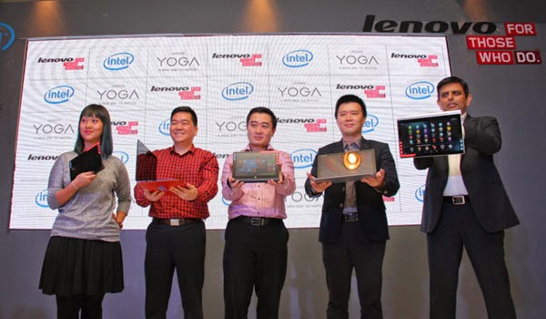 Lenovo Yoga Tablet 2, Tablet dengan Kemampuan Proyektor