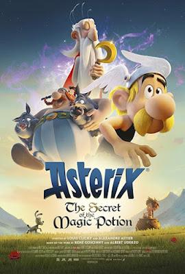 Astérix: El secreto de la poción mágica  en Español Latino