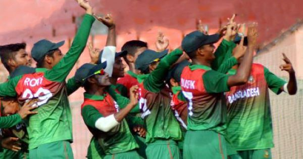 The Under-16 Bangladesh team is not going to tour India