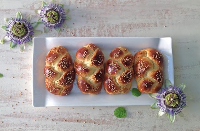 Receta de Chorég, pan de Armenia