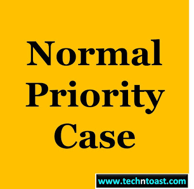 Tooltip - Normal Priority Case