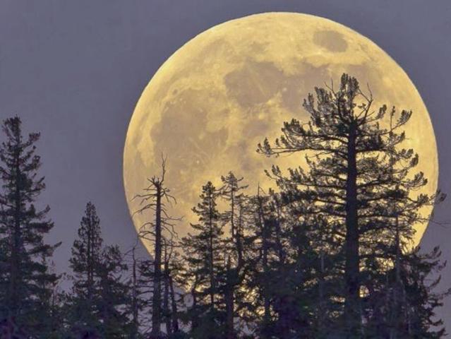 Extra-super moon στις 14 Νοεμβρίου (βίντεο)