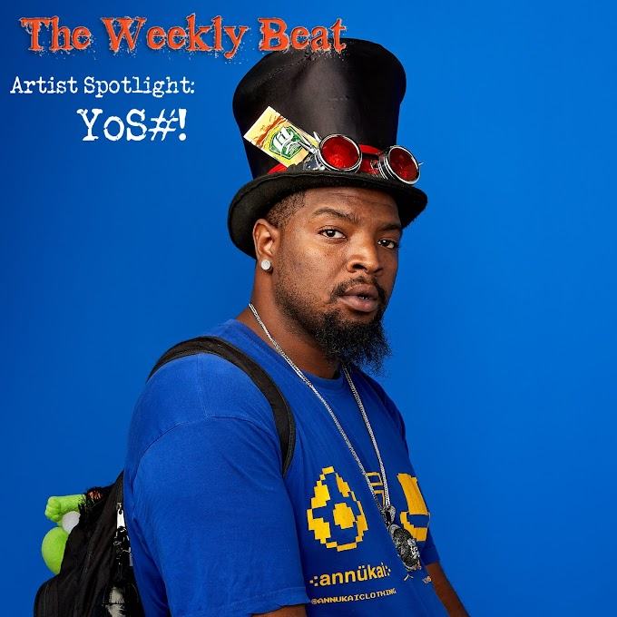 Artist Spotlight:  Yoshi the Cat in the Hat