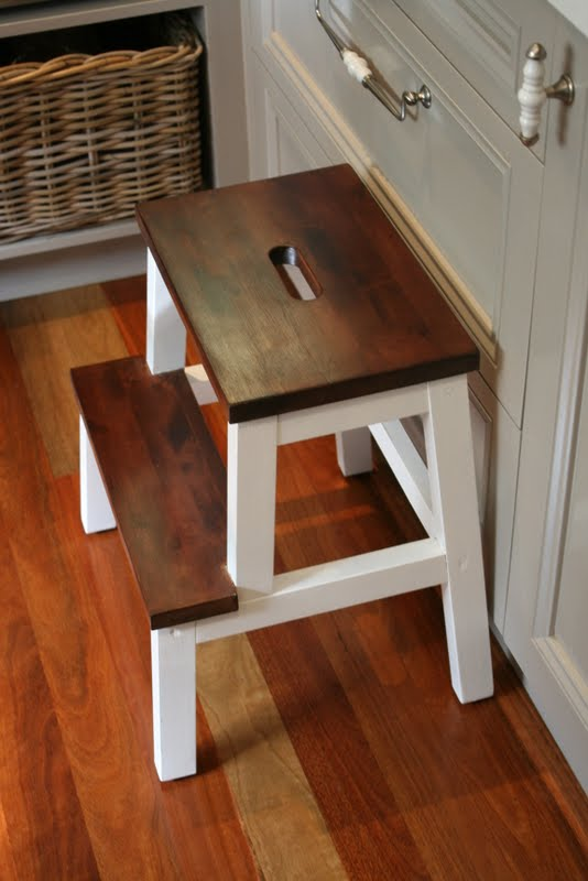 Lilyfield Life: Transforming an IKEA step stool