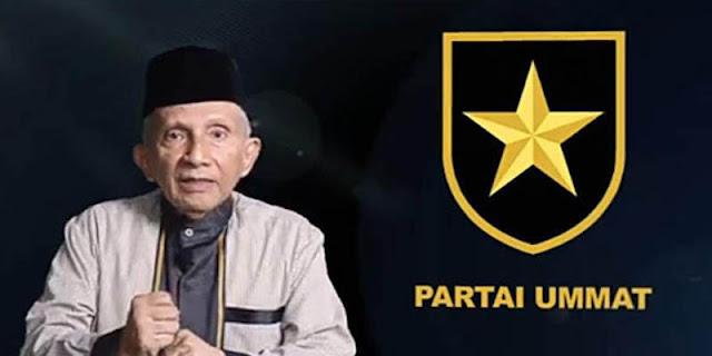 Besok, Amien Rais Deklarasikan Partai Ummat Bareng Neno Warisman, MS Kaban, Dan Buni Yani