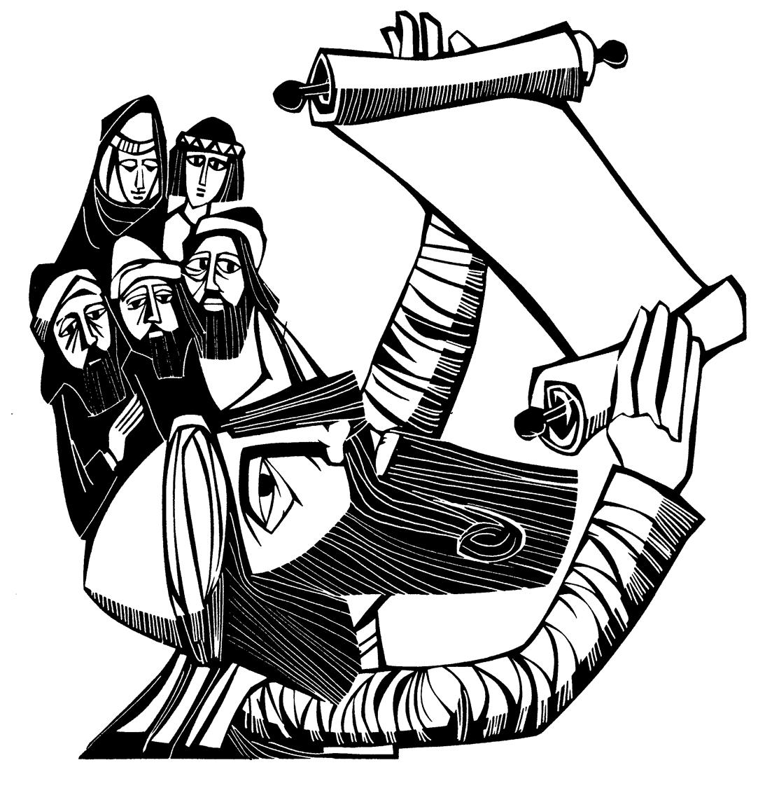 Parroquia Santa Maria De Sallent Comentaris De L Evangeli
