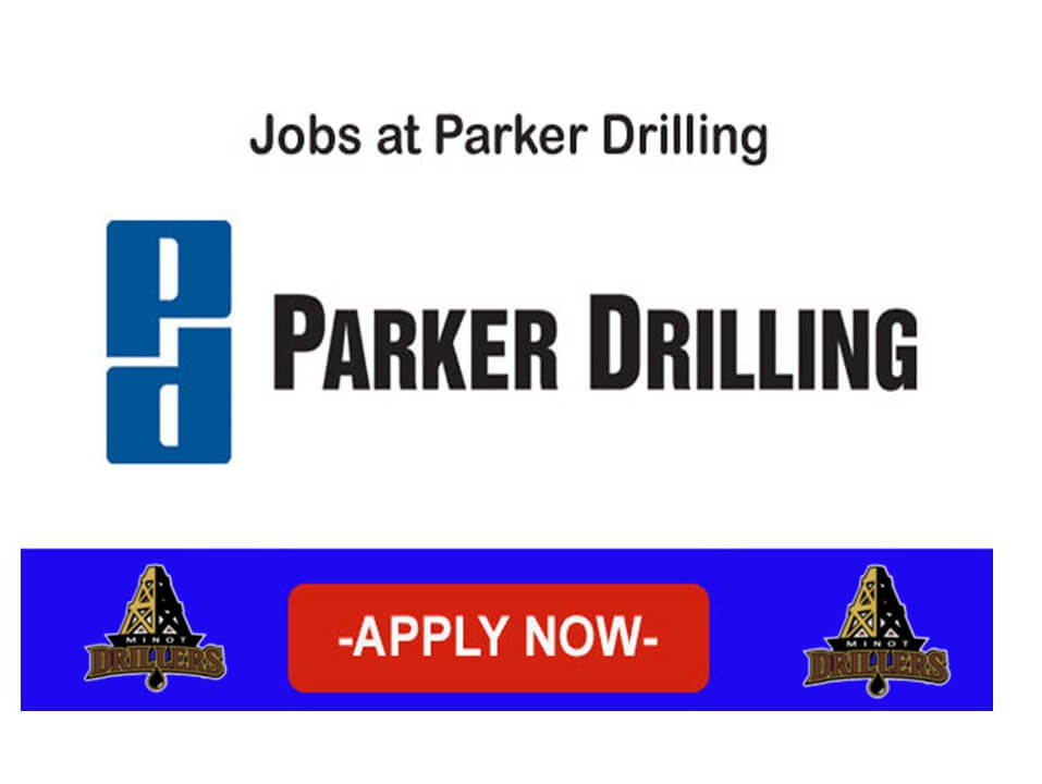 All Jobs at parker drillng career site at October 2018
