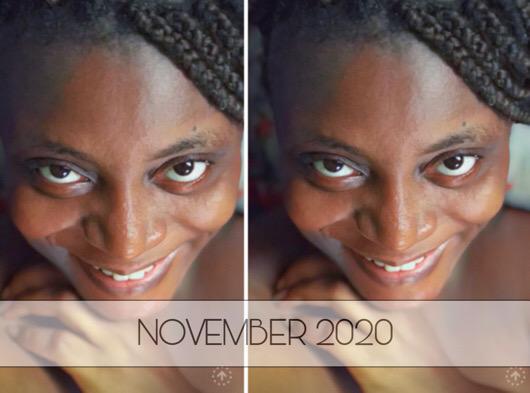 November Diary 2020
