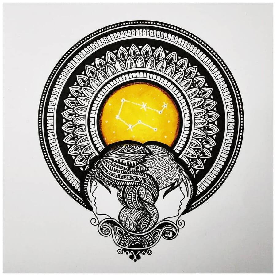 03-Zodiac-sign-Gemini-Madhusuja-www-designstack-co