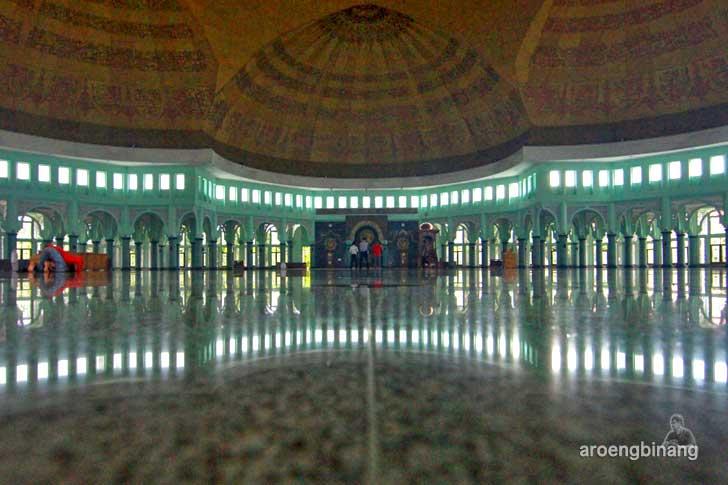 masjid raya al a'zhom tangerang