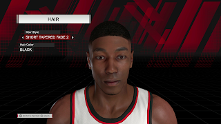 MyPLAYER Hairstyle Short Tapered 2