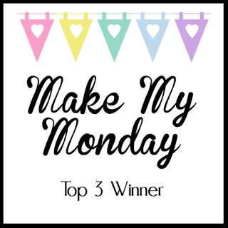 I made Top 3 at Make My Monday