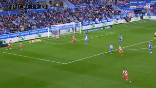 اهداف مباراة اتلتيكو مدريد وديبورتيفو الافيس (1-1) الدوري الاسباني