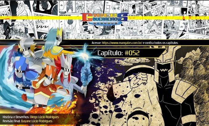 Arte BR: Ciber Guerreiros - Cap 52