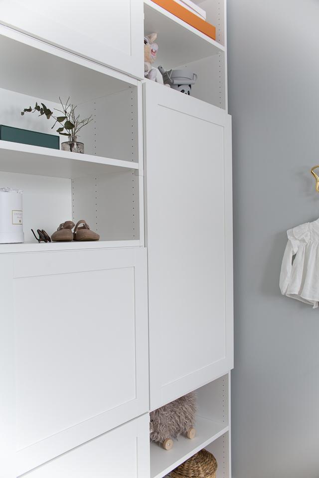 Ikea, Villa H, vaatekaappi