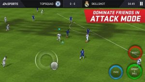 Free Download FIFA 18 Mobile Soccer Android APK MOD 12.6.01